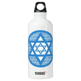 Hanukkah - Star of David SIGG Traveler 0.6L Water Bottle