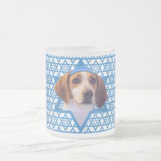 Hanukkah Star of David - Treeing Walker Coonhound Mugs