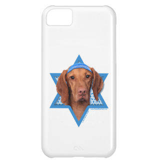 Hanukkah Star of David - Vizsla - Reagan iPhone 5C Cover