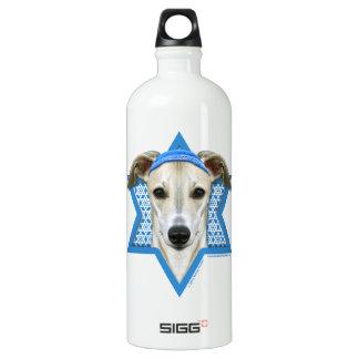 Hanukkah Star of David - Whippet SIGG Traveler 1.0L Water Bottle
