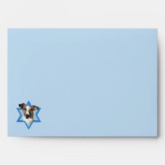 Hanukkah Star of David - Whollie - Coney Envelopes
