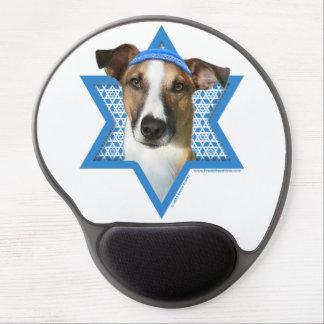 Hanukkah Star of David - Whollie - Coney Gel Mousepads