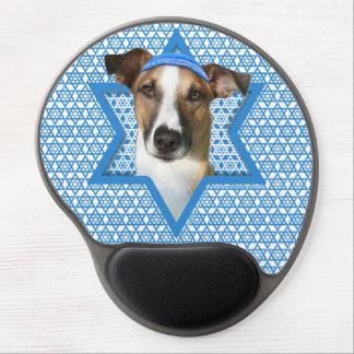 Hanukkah Star of David - Whollie - Coney Gel Mouse Mats