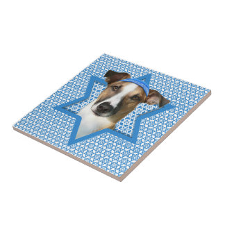Hanukkah Star of David - Whollie - Coney Tile