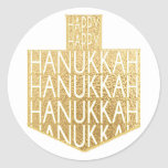 "Hanukkah Stickers (1 1/2"" or 3"")""Hanukkah Dreidel""<br><div class=""desc"">Hanukkah/Holiday stickers,  ""Hanukkah in a Dreidel"" Choose from 1 1/2"" and 3"" stickers. Thanks for stopping and shopping by! Your business is very much appreciated! Happy Hanukkah!</div>"