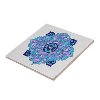 Hanukkah Tile