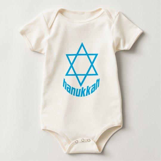 Hanukkah-(White) Baby Bodysuit