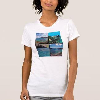 Hanuma Bay Oahu Hawaii T-shirt