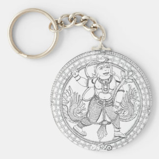 Hanuman Monkey God Key Chains