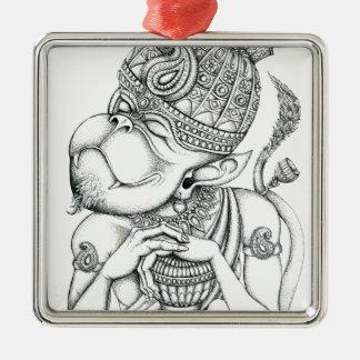 Hanuman, Monkey God Ornament