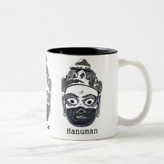 Hanuman Mug (B/W)