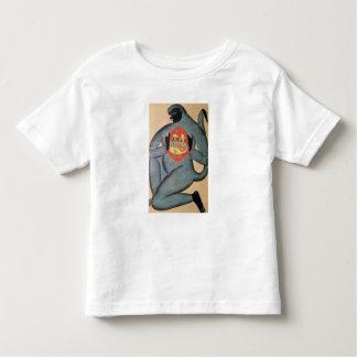 Hanuman revealing Rama and Sita Toddler T-shirt