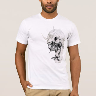 Hanya Mask Sketch T-Shirt