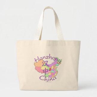 Hanzhong China Canvas Bag