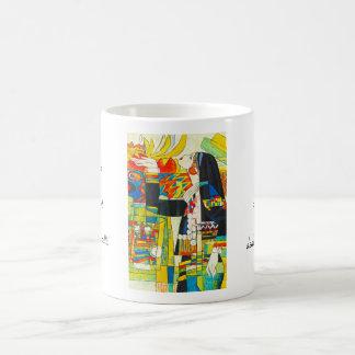 Hao Ping Memorial Ceremony Of Water Dragon Coffee Mug