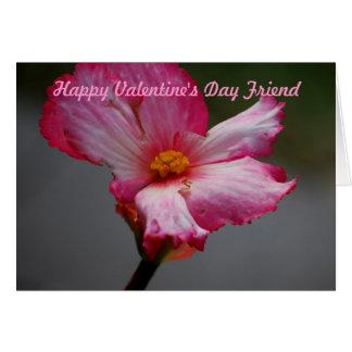 Haoppy Valentine's Day Friend Card