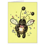 Hap-Bee Birthday Greeting Cards