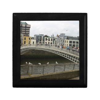 Hapenny Bridge Dublin Gift Boxes