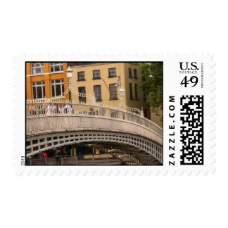 Ha'penny Bridge, Dublin Postage