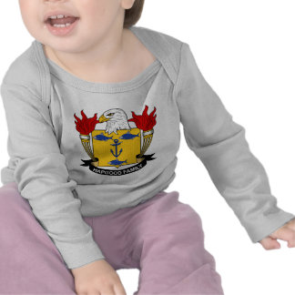Hapgood Family Crest T-shirts