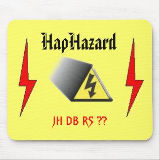 HapHazard Mouse Mat Mouse Pad