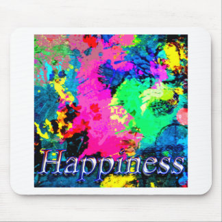 Hapiness Design Mouse Pad