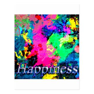 Hapiness Design Postcard