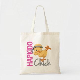 Hapkido Chick Budget Tote Bag