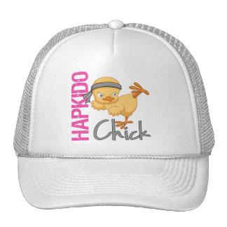 Hapkido Chick Trucker Hat