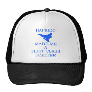 Hapkido design trucker hat