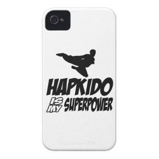 hapkido is my superpower iPhone 4 cover