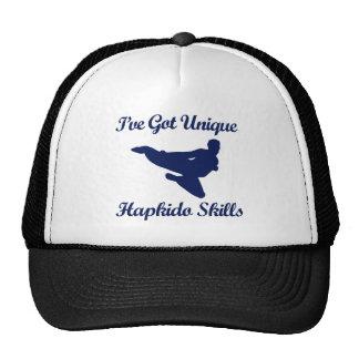 hapkido martial art designs trucker hat