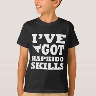 Hapkido Martial Arts designs T-Shirt