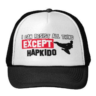 hapkido martial design trucker hat