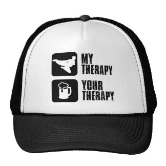 Hapkido my therapy trucker hat