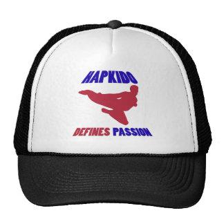 Hapkido  passion trucker hat