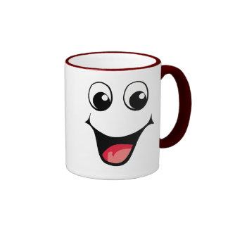 ¡HAPPAY FELIZ feliz feliz! Tazas De Café