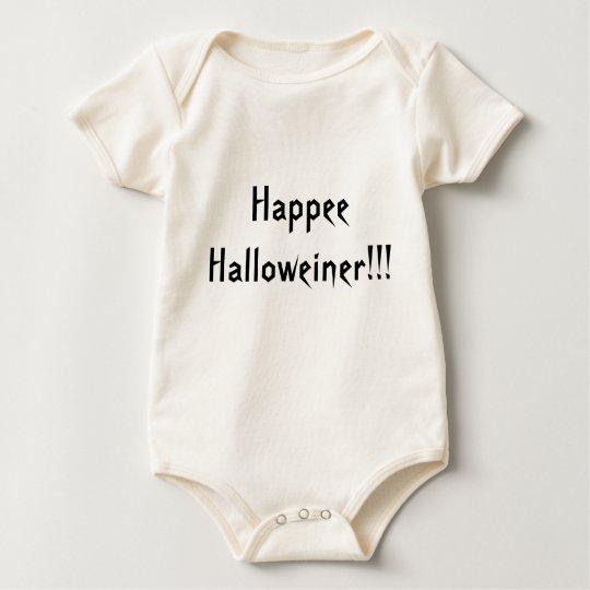 """ Happee Halloweiner "" T-Shirt"
