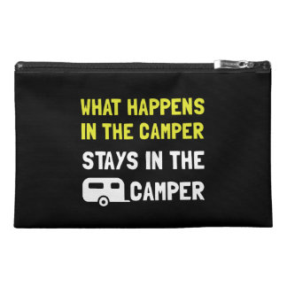 Happens Stays In Camper Travel Accessories Bags