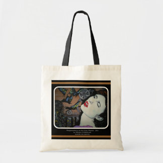 'Happenstance in the Iron Works' Canvas Bag