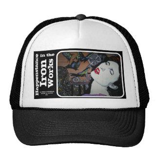 'Happenstance in the Iron Works' Trucker Hat