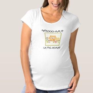 Happi Tree Owl I'm The Mommy Shirt