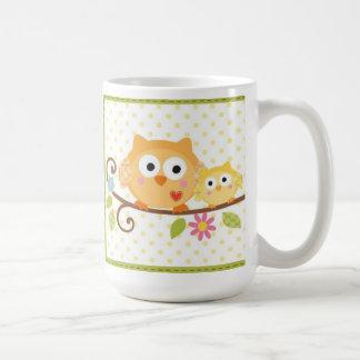 Happi Tree Owl Mug