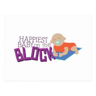 Happiest Baby Postcard