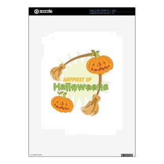 Happiest Halloweens Skin For iPad 2