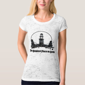 Happiest Place - Women's T-Shirt