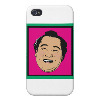 Happiest Sumo In The World iPhone 4/4S Case