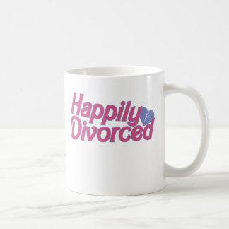 Happily Divorced Coffee Mug