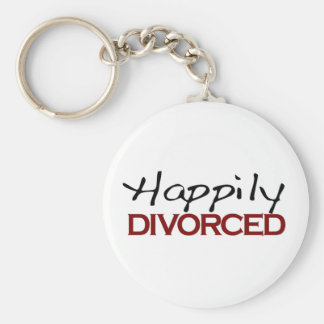 Happily Divorced Keychains