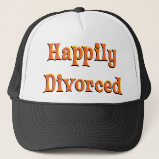 Happily Divorced! Trucker Hat